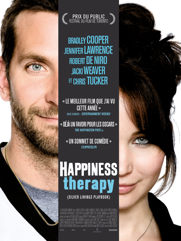 Happiness Therapy affiche
