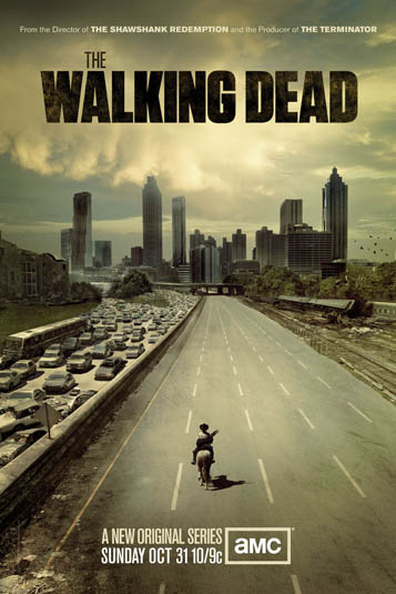 The Walkiing Dead affiche